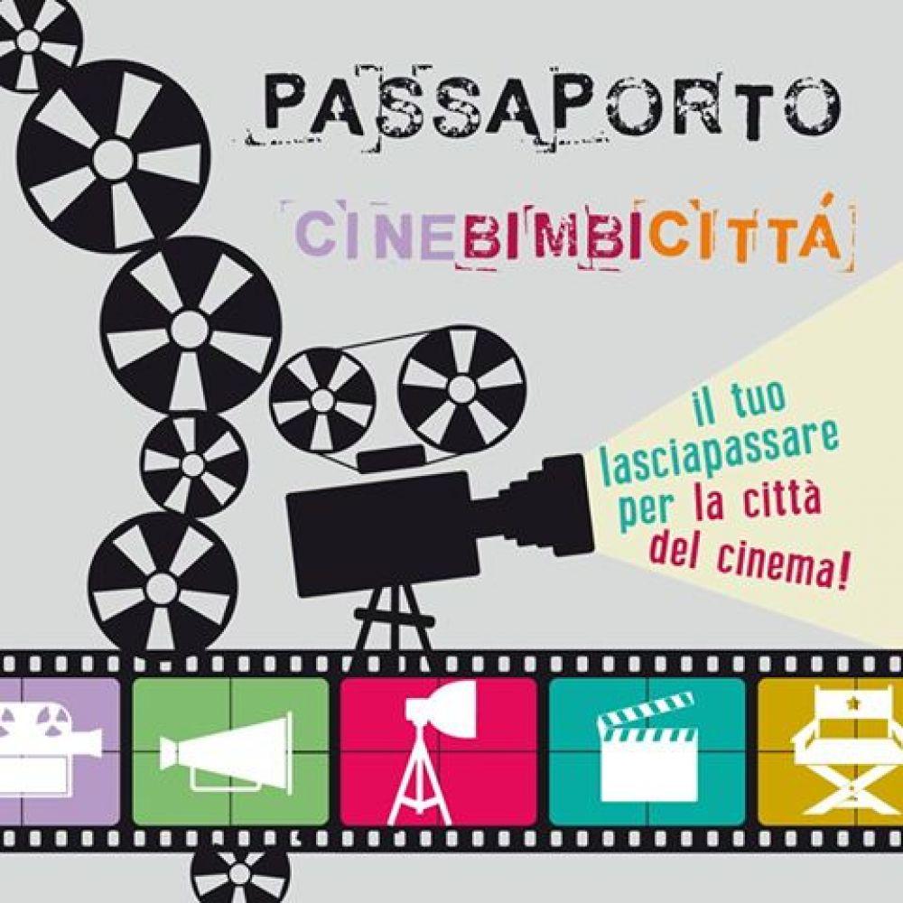 Passaporto del Cinebimbicittà
