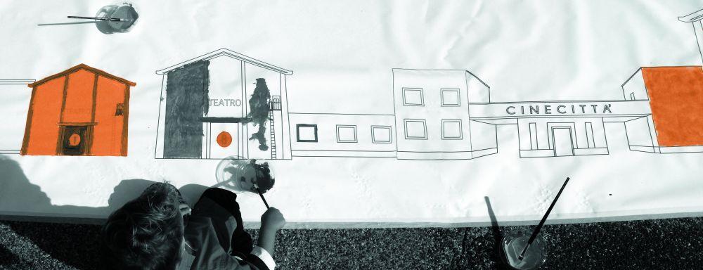 Cinebimbicittà: il laboratorio dedicato al cinema per bambini e famiglie a Roma
