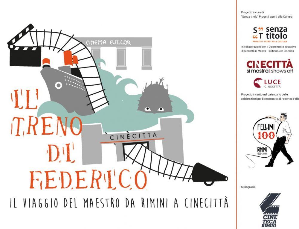 Da Rimini a Roma: attività didattiche per le scuole dedicate al centenario di Federico Fellini