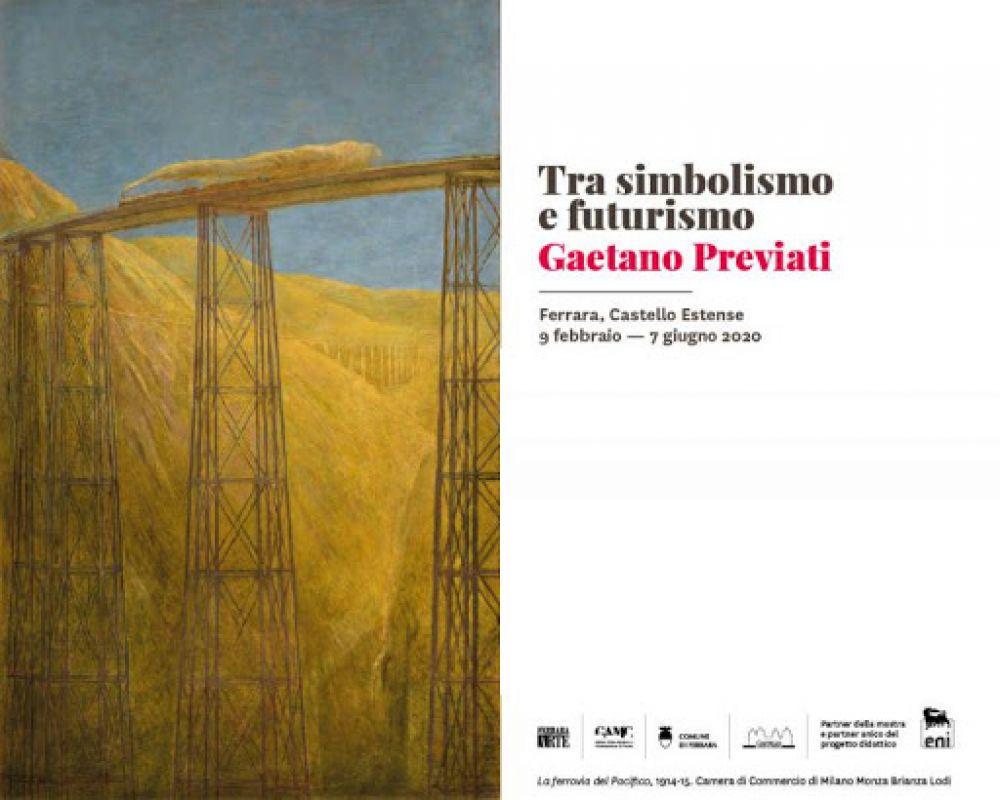 Mediazione alla mostra 'Tra simbolismo e futurismo. Gaetano Previati'.