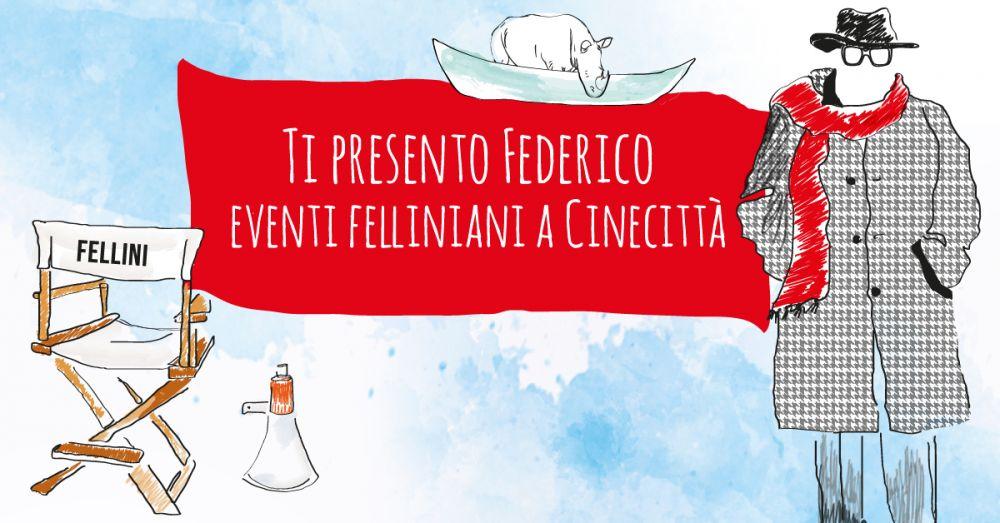 Laboratori, visite guidate e percorsi in città dedicati al cinema per il centenario di Federico Fellini