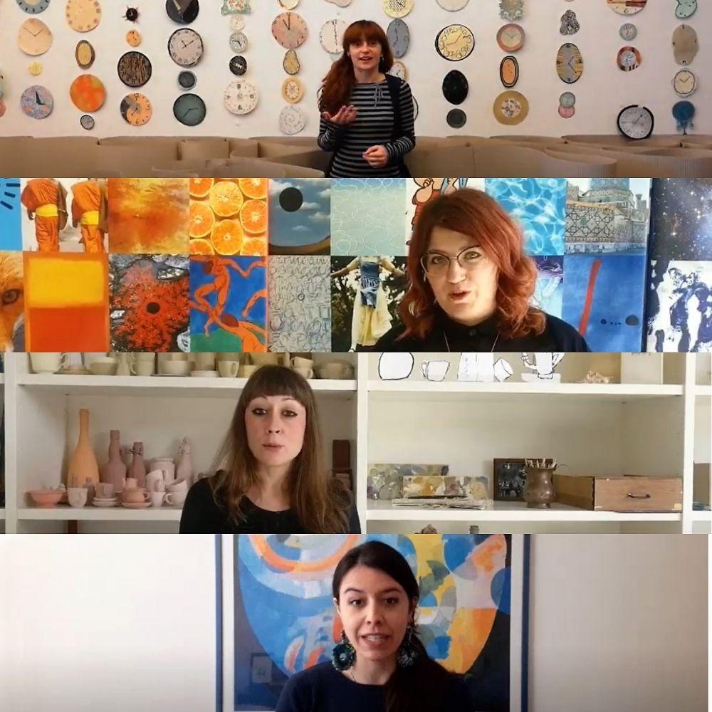 Laboratori didattici digitali per bambini e ragazzi da svolgere a casa: l'arte online con 2 minuti di MAMbo