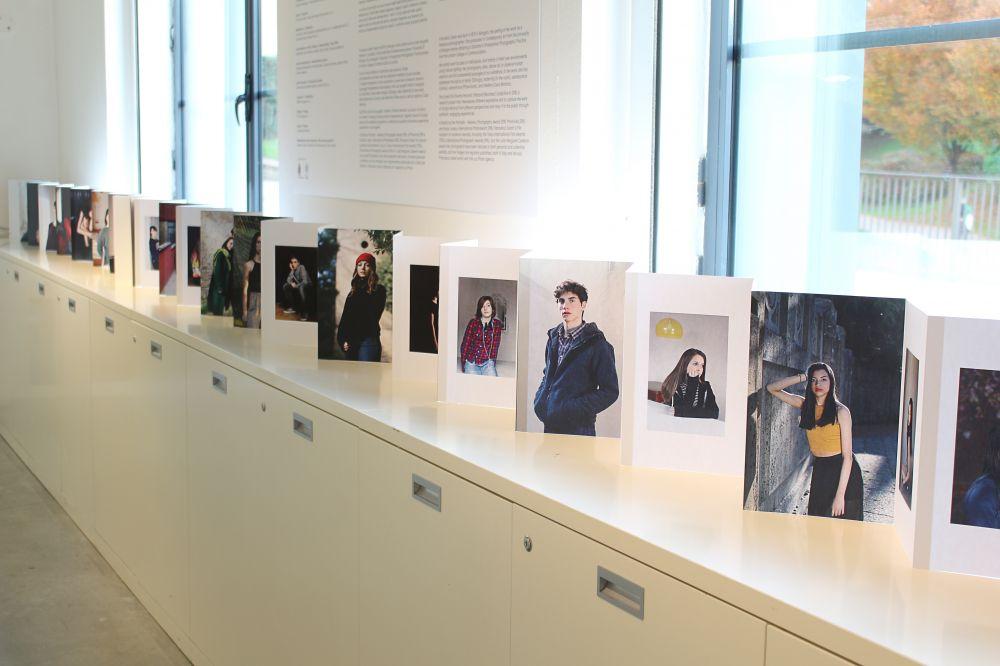 L'adolescenza nei ritratti fotografici di Francesca Cesari