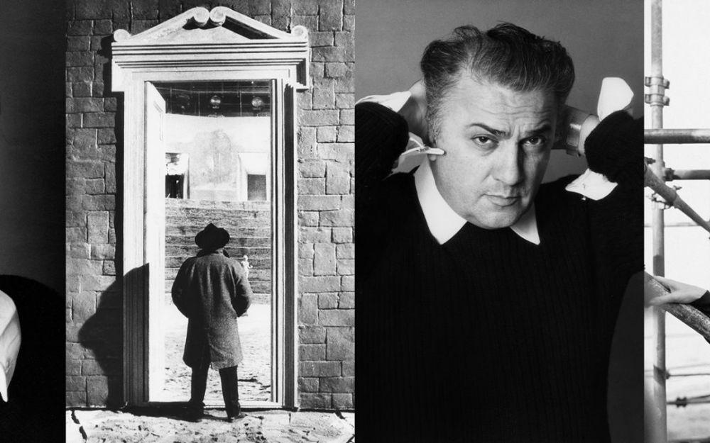 Ri-tratto rosso. Elisabetta Catalano guarda Federico Fellini
