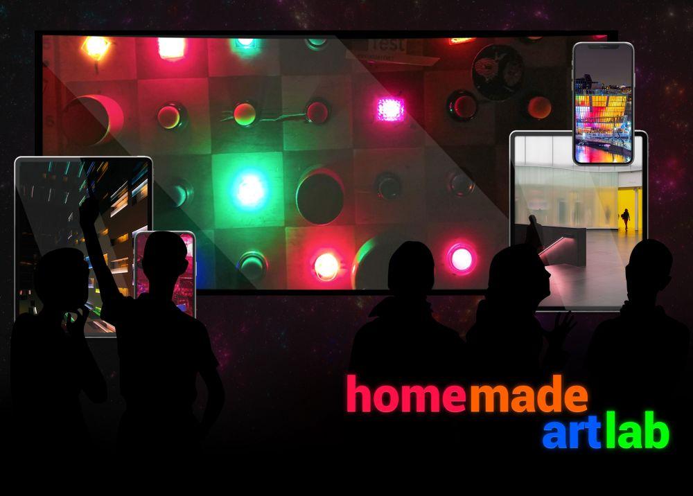 Homemade art lab - Laboratori digitali in lingua inglese per bambini e ragazzi