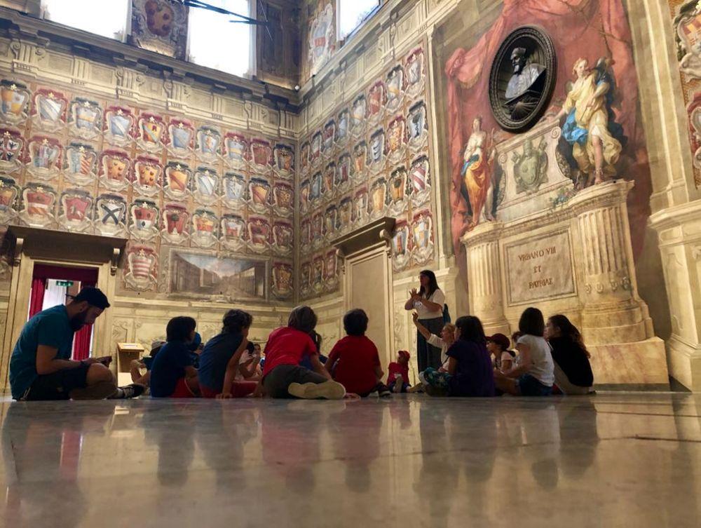 Proposta didattica di arte antica, medievale e rinascimentale per le scuole