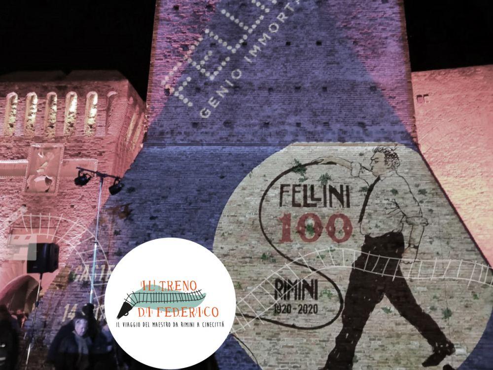 Il treno di Federico: un progetto didattico per il Centenario di Federico Fellini da Rimini a Roma
