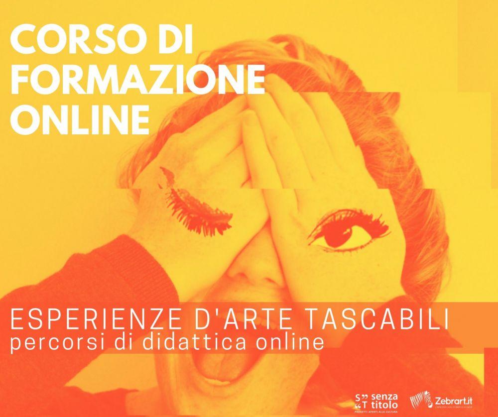 Didattica dell'arte in Italia: un corso di formazione per educatori museali, insegnanti e curiosi