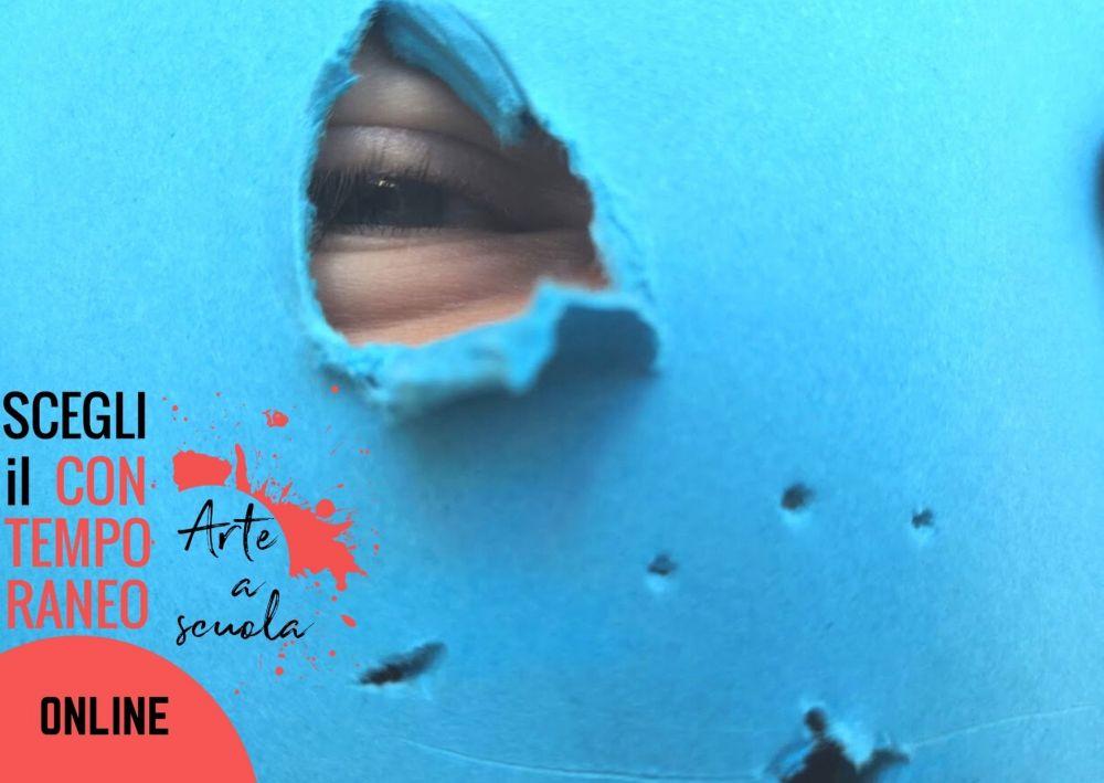 Scegli il Contemporaneo - Arte a scuola: laboratori didattici online di arte e immagine