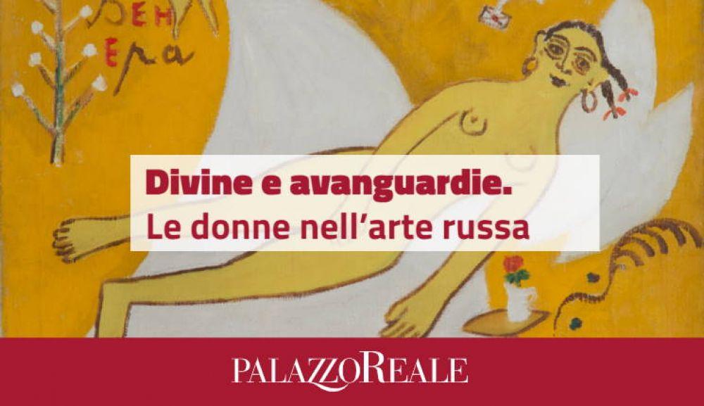 Visite e laboratori dedicate alle donne simbolo della Russia in mostra a Palazzo Reale