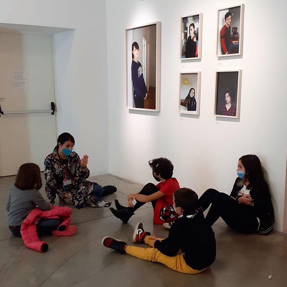 Attività di didattica dell'arte per bambini, ragazzi e adulti a Bologna