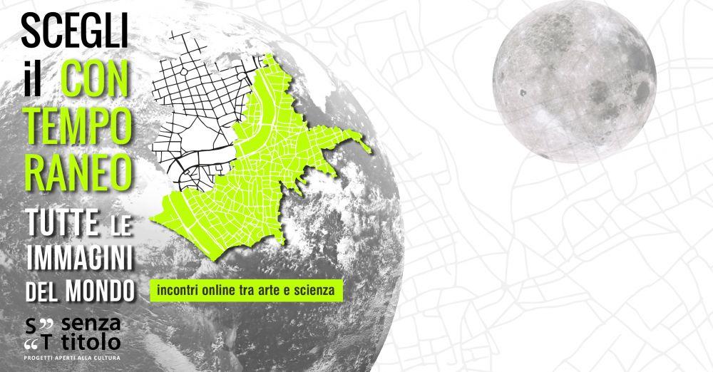 Arte e scienza online: 'Scegli il Contemporaneo-Tutte le immagini del mondo' arriva a casa in modalità digitale