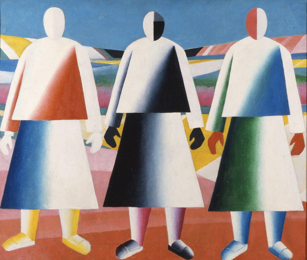 Laboratori online di didattica dell'arte dedicati alle donne nell'arte russa