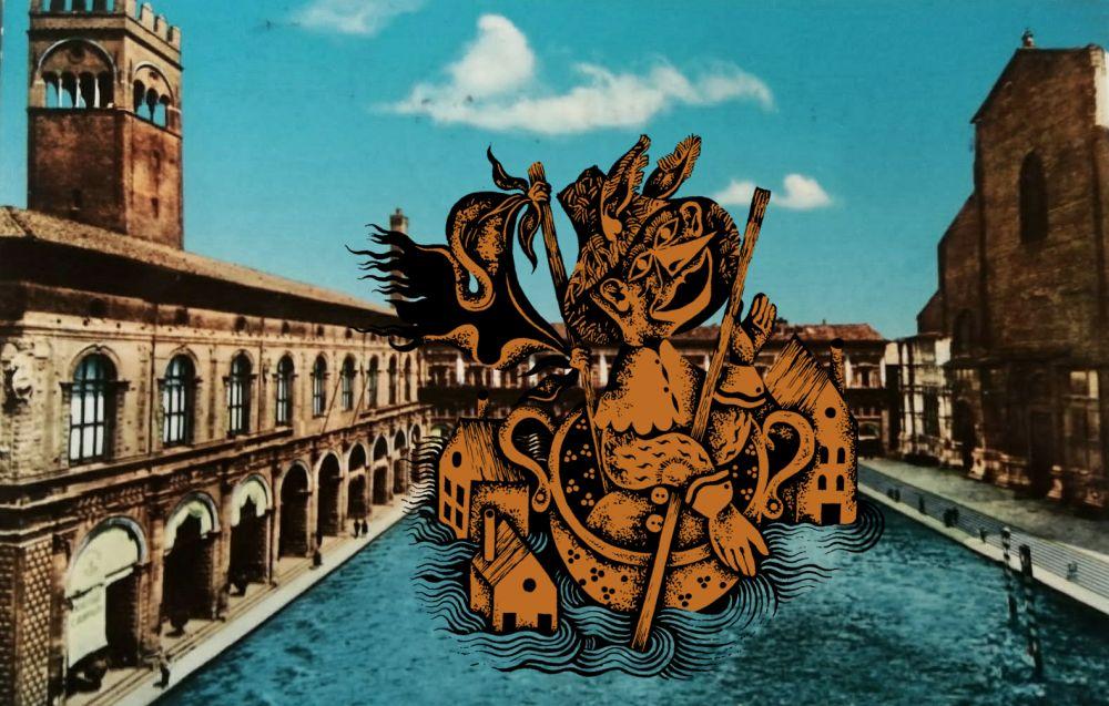 Mostre, visite guidate e laboratori in un viaggio tra città, arte e acqua per Art City Bologna 2021