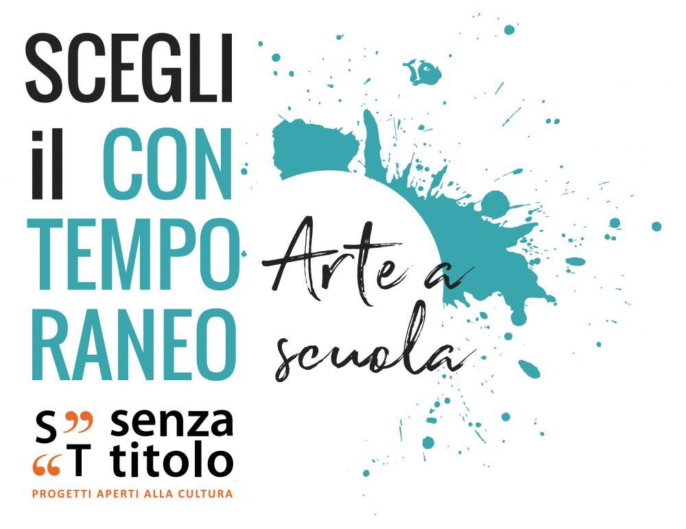 Laboratori di arte a scuola: la nuova edizione di Scegli il Contemporaneo - Arte a scuola